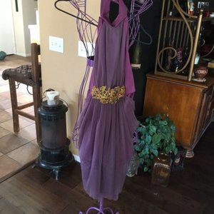 pretty puple halloween - could be a fairy
